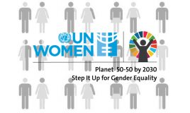 step up for gender equality CSW UN women