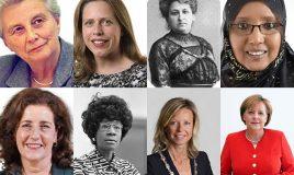 vrouwen in politiek