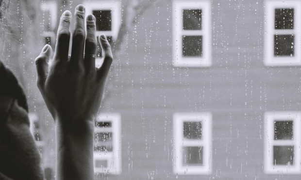 huiselijk geweld fotograaf Saneej Kallingal
