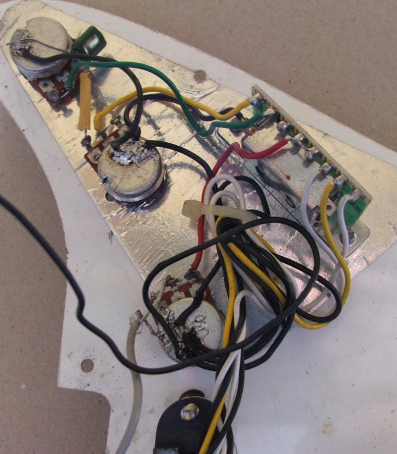 Korean Stratocaster Wiring - Meta Wiring Diagrams on