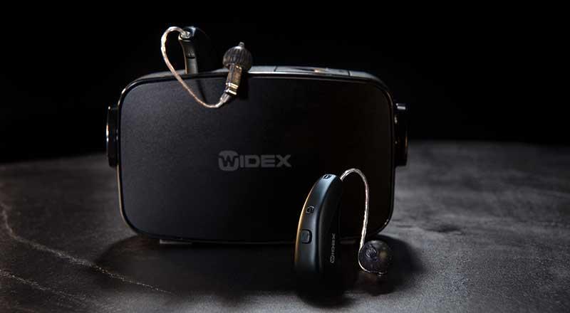 Stacja ładująca Widex MOMENT