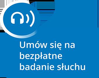 Umów się na badanie słuchu