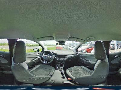 Opel Crossland X Innovation , 1.2 Turbo **Sonderpreis** Dach Onyx Schwarz lackiert Winter Paket