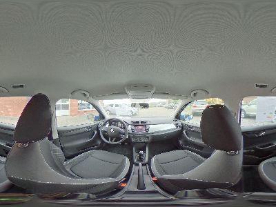 360° Innenansicht Skoda Fabia      Ambition 1.0 / Sitzheizung Klimaanlage
