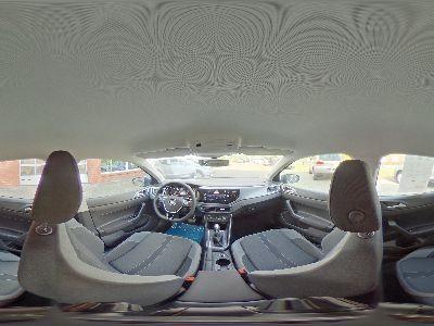 360° Innenansicht Volkswagen Polo      Highline 1.0 TSI DSG / App-Connect Sitzheizung