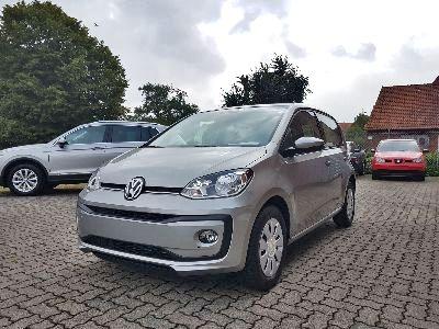 360° Außenansicht Volkswagen up!      move 1.0 / Bluetooth Sitzheizung