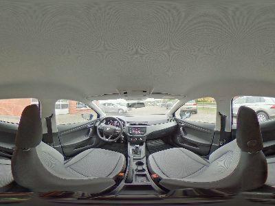 360° Innenansicht Seat Ibiza      Style 1.0 TSI / Voll LED 4 Jahre Garantie
