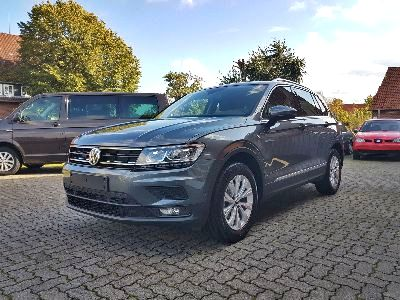 360° Außenansicht Volkswagen Tiguan      Comfortline 1.5 TSI DSG / LED Navi DAB