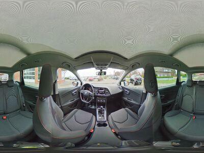 360° Innenansicht Seat Leon ST      FR 1.5 TSI / Navi LED Panoramadach