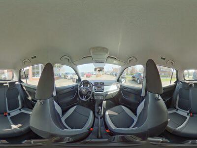 360° Innenansicht Skoda Fabia      Ambition 1.0 TSI / Sitzheizung Einparkhilfe
