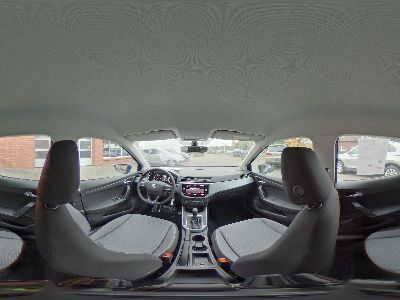 360° Innenansicht Seat Arona      Style 1.0 TSI DSG / Navi Voll LED DAB+