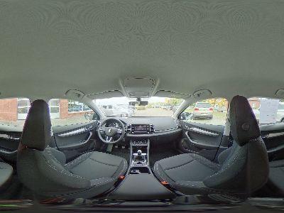 360° Innenansicht Skoda Karoq      Ambition 1.0 TSI / Navi Sitzheizung