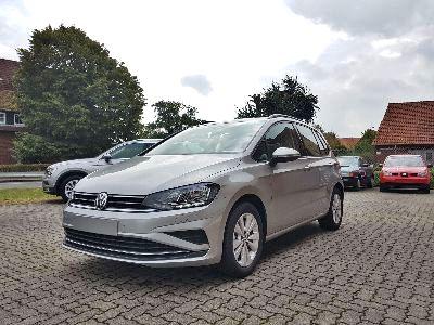 360° Außenansicht Volkswagen Golf Sportsvan      Comfortline 1.0 TSI / 4 J. Garantie Sitzheizung