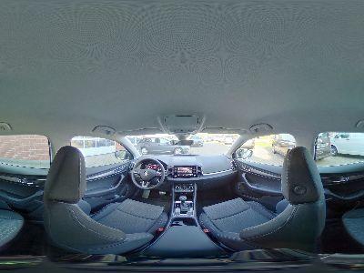 360° Innenansicht Skoda Karoq      Style 1.5 TSI DSG / Navi AHK Blind Spot