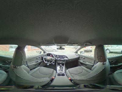 360° Innenansicht Seat Leon ST      Cupra 2.0 TSI DSG 300 4x4 / Beats DAB Navi