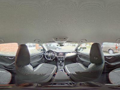 360° Innenansicht Skoda Scala      Style 1.0 TSI / Voll LED DAB+