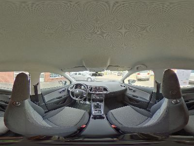 360° Innenansicht Seat Leon ST      Style 1.5 TSI / Sitzheizung Voll LED