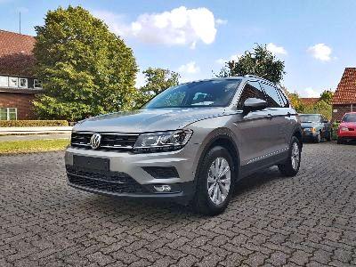 360° Außenansicht Volkswagen Tiguan      Comfortline 1.5 TSI / Navi Voll LED