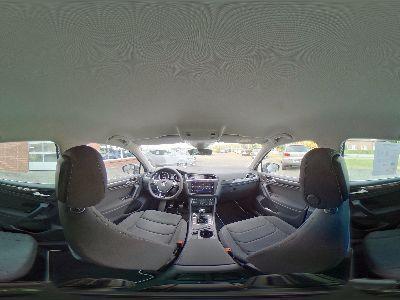 360° Innenansicht Volkswagen Tiguan      Comfortline 1.5 TSI / Navi Voll LED