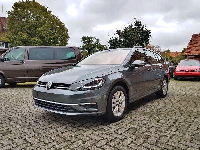 360° Außenansicht Volkswagen Golf Variant      Comfortline 1.5 TSI DSG / Navi Voll LED
