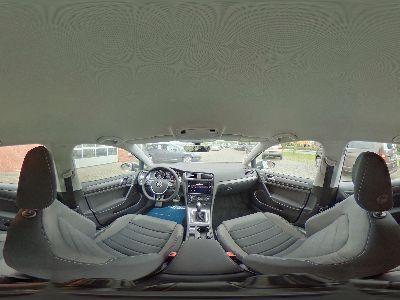 360° Innenansicht Volkswagen Golf Variant      Comfortline 1.5 TSI DSG / Navi Voll LED