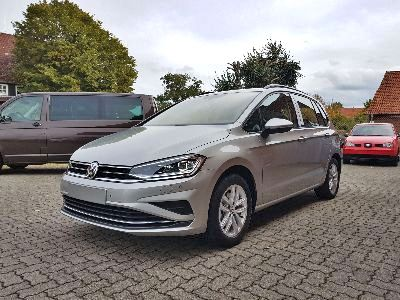 360° Außenansicht Volkswagen Golf Sportsvan      Comfortline 1.5 TSI DSG / ergoActive Navi LED