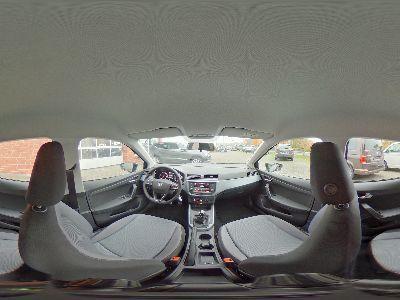 360° Innenansicht Seat Arona      Style 1.0 TSI / Sitzheizung PDC hinten