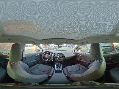360° Innenansicht Seat Leon ST      FR 1.5 TSI / Navi LED DAB Panoramadach