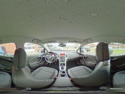 360° Innenansicht Opel Astra      1.4 ecoFLEX / Sitzheizung AHK