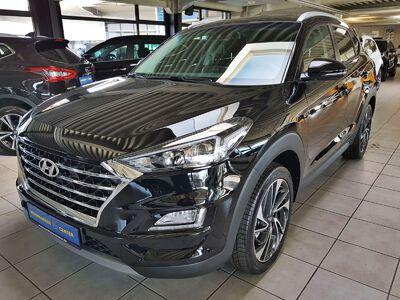 "Hyundai Tucson Style/ Autom/ Shz/ PDC/ Navi/ 19"" Alu"