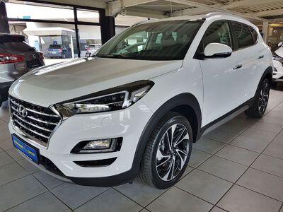 Hyundai Tucson Premium/ Voll/ Autom/ Leder/ Pano/ Shz/ PDC