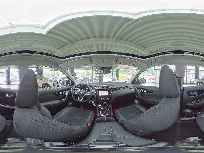 Nissan Qashqai Acenta + / Autom/ Pano/ Shz vorne/ PDC/ Navi