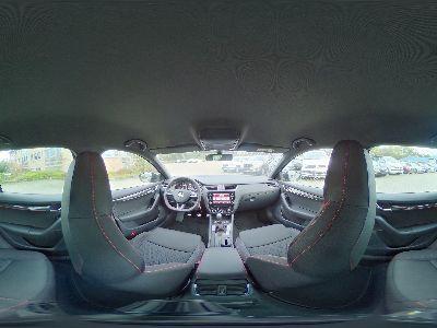 Skoda Octavia Combi RS - NAVI/SHZ/LED