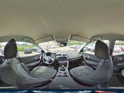 360° Innenansicht Renault Kadjar      Zen - SHZ/ALU/KLIMA