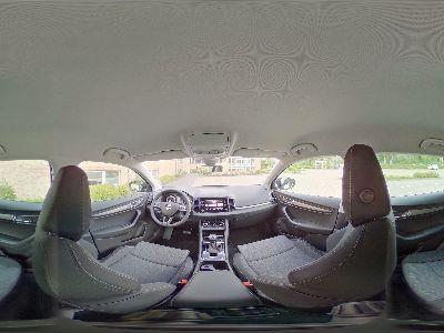 360° Innenansicht Skoda Karoq      Style - LED/ACC/SUNSET