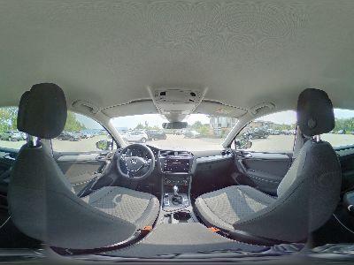360° Innenansicht Volkswagen Tiguan      Comfortline - ACC/NAVI/CLIMATRONIC