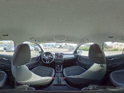 360° Innenansicht Skoda Fabia      Ambition - PDC/KAMERA/SHZ