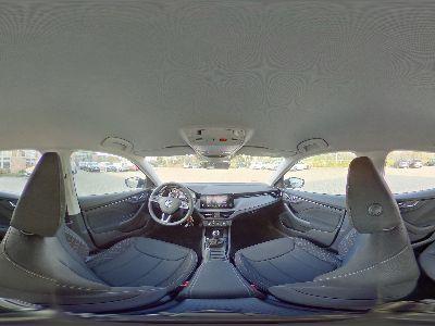 360° Innenansicht Skoda Scala      Ambition PDC/LED/Lane ASSIST