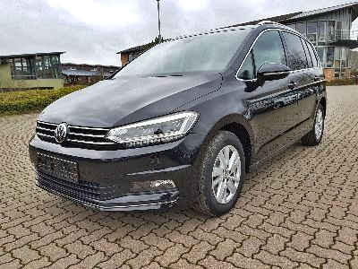 Volkswagen Touran Highline LED/NAVI/PANORAMA