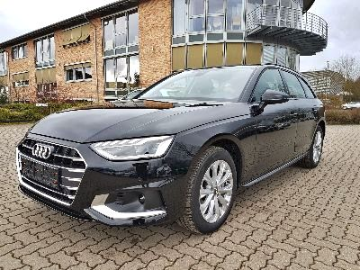 Audi A4 Avant Advanced 40 TDI/2020/NAVI/LED