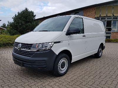 Volkswagen Transporter 6.1 Kastenwagen Business Plus - Heckflügeltüren ohne Fenster