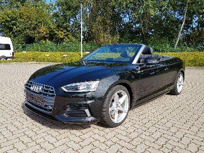 Audi A5 Cabriolet Sport NAVI/PDC v+h/LED/Leder/B&O Sound
