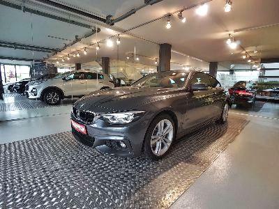 BMW 4er Coupe 440i M Sport Innovation-P. Navi LED PDC. LP 76300