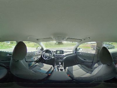 360° Innenansicht Hyundai Tucson      Face Voll-LED KlimAuto Navi Kamera DAB SHZ