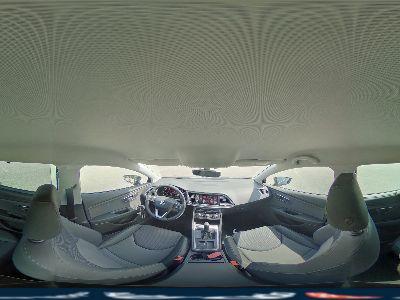 360° Innenansicht SEAT Leon ST      Xcellence DSG LED Navi Kam Active Dis.