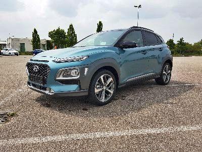 360° Außenansicht Hyundai Kona      1,6 Premium AT Voll LED/Leder/Navi/Krell/Head-Up