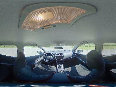 360° Innenansicht Suzuki SX4 S-Cross      Comfort 1.0 BJet 2WD LED LMF SHZ TEMP Navi Mirror
