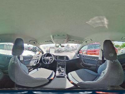 360° Innenansicht SEAT Ateca      4x4 Style Navi LED PDC AHK SHZ SOFORT