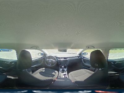 360° Innenansicht Skoda Octavia Combi      Style 1.5 DSG LED/Navi/ACC/ALU/DAB/PDC/5J Garantie