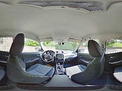 360° Innenansicht Suzuki Vitara      Comfort 1.4 Face Klimaau. Navi Kamera SHZ Temp